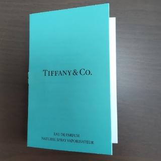 ティファニー(Tiffany & Co.)の【未使用】ティファニー オードパルファム 1.2ml 香水 サンプル(香水(女性用))