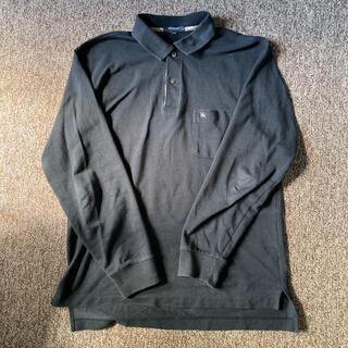 バーバリー(BURBERRY)のBurberry ポロシャツ ブラック(ポロシャツ)