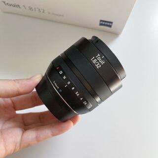富士フイルム - 【美品】 Touit 32mm F1.8 フジフイルム Xマウント