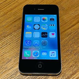 アイフォーン(iPhone)のAPPLE iPhone4s ☆ジャンク品 デモ用(その他)