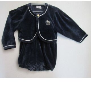 セリーヌ(celine)のセリーヌ90秋冬 ジャケット&ロンパース(ドレス/フォーマル)