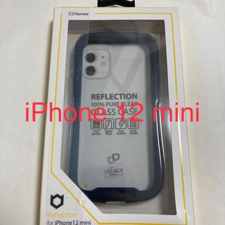 iPhone - iPhone12 mini用 iFace Reflection強化ガラスクリアケ