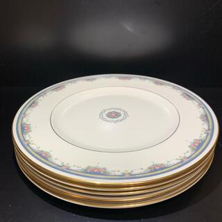 ロイヤルドルトン(Royal Doulton)の【 ROYAL DOULTON 】プレート 5枚 スクラッチ有(2級品)(食器)