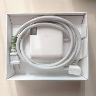 マック(Mac (Apple))のApple MagSafe電源アダプタ(85W)(PC周辺機器)