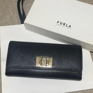 Furla - FURLA 1927長財布 Nero
