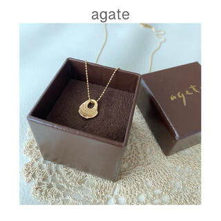 agete - agate   ☆ アガット ネックレスチャーム ペンダントトップ