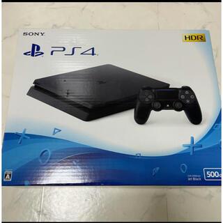 PlayStation4 - 【新品未開封】PS4本体 SONY CUH-2200AB01