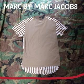 MARC BY MARC JACOBS - MARC BY MARC JACOBS 切り替え カットソー