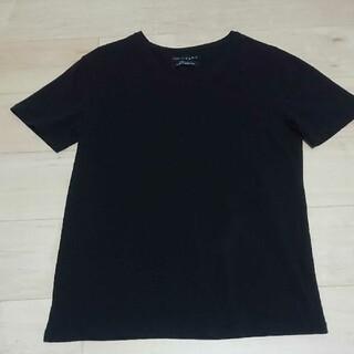 ZARA - ZARA メンズ Tシャツ スーパースリムフィット Mサイズ 黒 ブラック