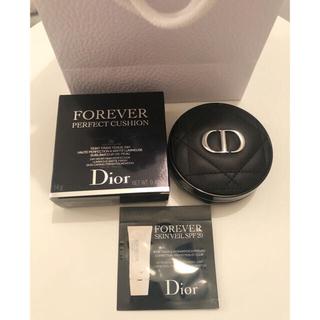 Christian Dior - ディオールスキン フォーエヴァー クッション ファンデ 2N
