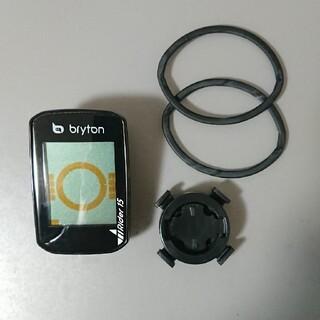 CATEYE - bryton  rider  15 サイコン
