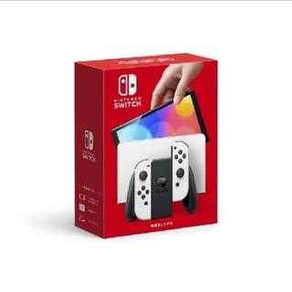 Nintendo Switch - ニンテンドースイッチ新型 有機EL ホワイト 新品未開封