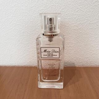 ディオール(Dior)のDior ミス ディオール ヘア ミスト 香水 30ml(ヘアウォーター/ヘアミスト)