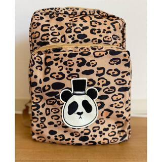 こども ビームス - mini rodini leopard backpack