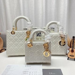 Christian Dior - 3色とも在庫がある/トートバッグ/ショルダーバッグ