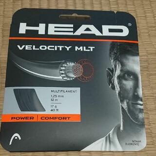 HEAD - ヘッド ベロシティマルチ 1.25mm ナイロンマルチ ガット テニスラケット