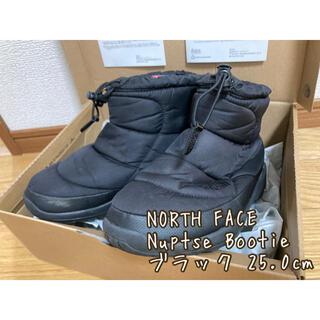 ザノースフェイス(THE NORTH FACE)のノースフェイス ヌプシ 25 ブラック(ブーツ)