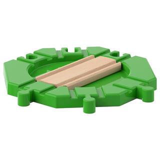 イケア(IKEA)のリラブー ターンテーブル IKEA(電車のおもちゃ/車)