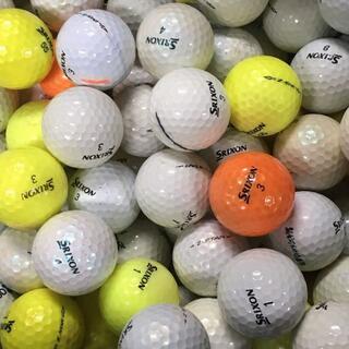 スリクソン(Srixon)の■35・ロストボール スリクソン ゼットスター 100球 B(その他)