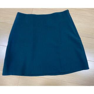 ディーホリック(dholic)のDHOLIC⭐︎深緑ミニスカート(ミニスカート)