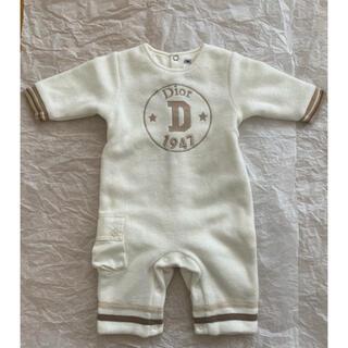 ベビーディオール(baby Dior)のbabyDior ベビーディオール ロンパース 3M(ロンパース)