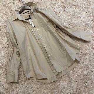 ZARA - ZARA 新作 オーバーサイズシャツ