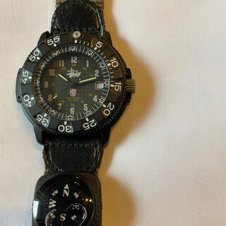 Luminox - stussy luminox us navy seal diver watch