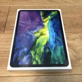 Apple - 【新品未開封】iPad Pro 11インチ第2世代WiFi 256GB シルバー