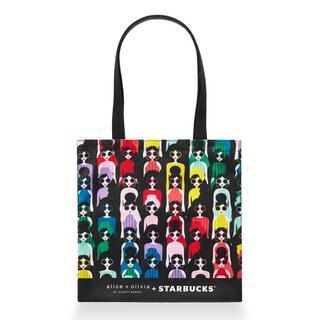 Starbucks Coffee - スターバックス :Alice Olivia トートバッグ 台湾