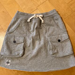 チャムス(CHUMS)のCHUMS チャムス スウェットスカート(ひざ丈スカート)