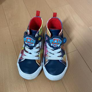 エイチアンドエム(H&M)のパウパトロール 靴 15.5センチ H&M(スニーカー)