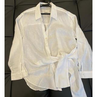 GALLARDA GALANTE - ガリャルダガランテ リネン100%おしゃれシャツ