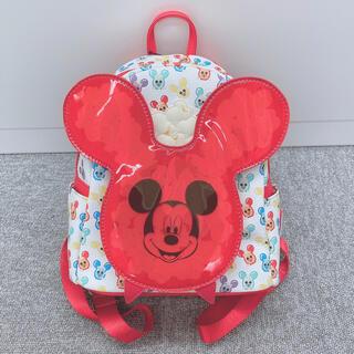 Disney - 3 ポップコーン バケット バルーン リュック ラウンジフライ ディズニー