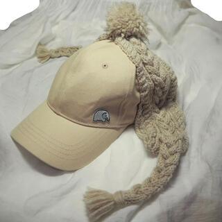 ケイスケカンダ(keisuke kanda)の耳当て付き野球帽 keisuke kanda ケイスケカンダ(キャップ)