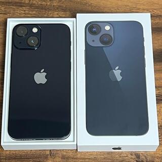 Apple - iPhone13 mini SIMフリー 128GB ミッドナイト