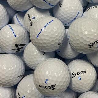 スリクソン(Srixon)の■57・ロストボール スリクソン AD333 ホワイト 50球 AB(その他)