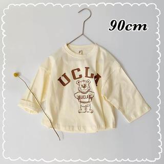 こども ビームス - 韓国子供服 UCLA ロンティー