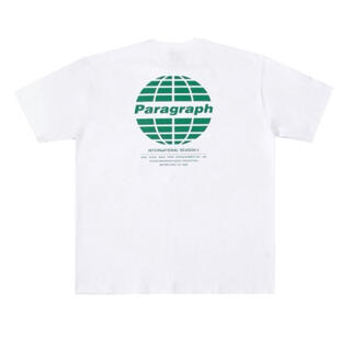 PARAGRAPH 正規品 CLASSIC COLOR T-SHIRTS男女兼用