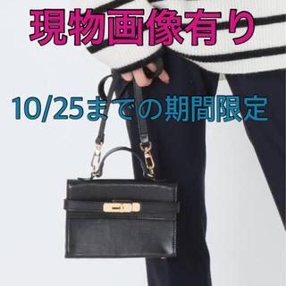 ドゥーズィエムクラス(DEUXIEME CLASSE)のタグ付新品【SITA PARANTICA/シータパランティカ 】MINI BAG(ショルダーバッグ)