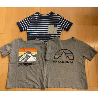 パタゴニア(patagonia)のパタゴニア Tシャツ XS 3枚(Tシャツ/カットソー)