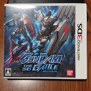 ニンテンドー3DS - ガンダム ザ・スリーディーバトル 3DS