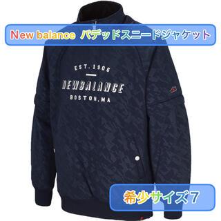 New Balance - New balance Golf パデッドスニードジャケット 希少サイズ7