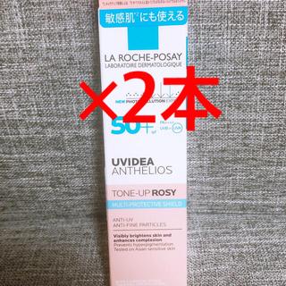 LA ROCHE-POSAY - ラロッシュポゼ トーンアップ 30ml ローズ