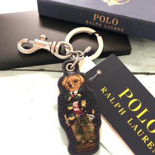 POLO RALPH LAUREN - ポロ ラルフローレン バッグ チャーム 新品 ポロベアー キーホルダー ブランド