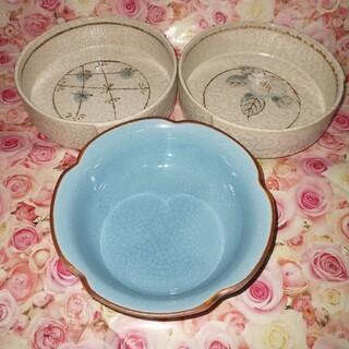 タチキチ(たち吉)のたち吉 中皿深鉢2枚 +他1枚(食器)