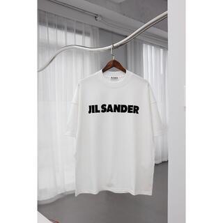Jil Sander - 大人気中 JIL SANDER ジルサンダー オーバーサイズ ロゴ Tシャツ