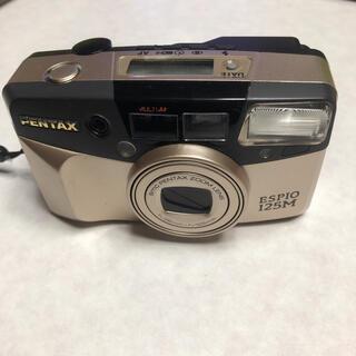 ペンタックス(PENTAX)の動作品 PENTAX  ESPIO 125M  フィルムカメラ(フィルムカメラ)