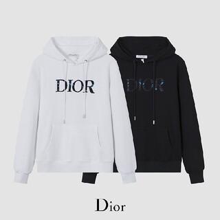 Dior - #1 男女兼用 ディオール パーカー(2枚13000 )