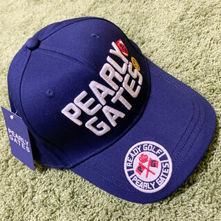 パーリーゲイツ ゴルフキャップ PEARLY GATES CAP