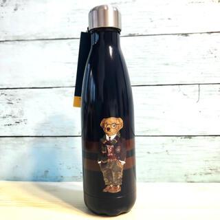 ポロラルフローレン(POLO RALPH LAUREN)のポロ ラルフローレン ポロベアー 紺 タンブラー 水筒 ステンレスボトル  新品(タンブラー)
